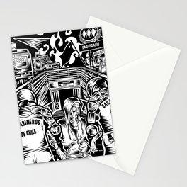 Metro Baquedano Stationery Cards