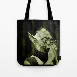The DalaiYOda Tote Bag