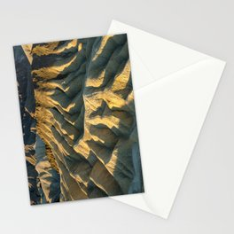 Death Valley - Zabriskie Point Stationery Cards