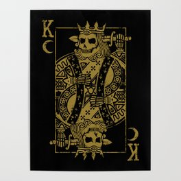 Suicide King Poster
