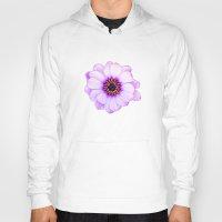 purple Hoodies featuring Purple  by Loredana:Flowers