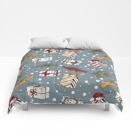 Chritmas gifts pattern Comforters