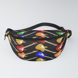 Guitar Candy Fanny Pack