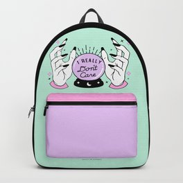 Sources Say I Really Don't Care Backpack