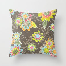 Antoinette Throw Pillow
