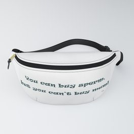 Happy Mother's Day Fanny Pack