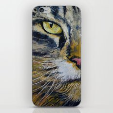 Norwegian Forest Cat iPhone & iPod Skin
