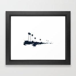 Palm 06 Framed Art Print