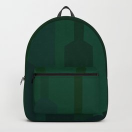 cubescape_greenspace Backpack