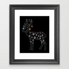 Holideer Framed Art Print