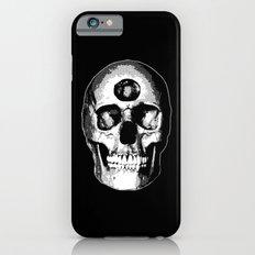 Third Eye Bones (Black and White Edition) iPhone 6s Slim Case