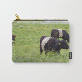 Fearrington Belted Cows | Pittsboro, NC Carry-All Pouch