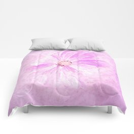 Softly In Pink Comforters