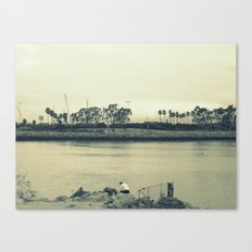 On the Verge of Canvas Print