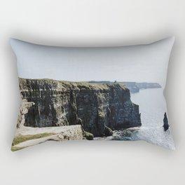 The Cliffs of Moher II Rectangular Pillow