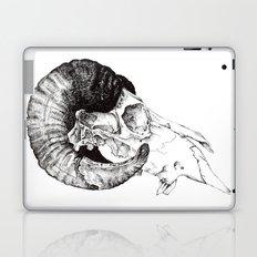 Skull study Laptop & iPad Skin