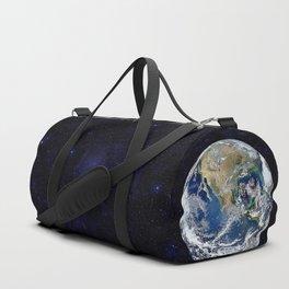 The Earth Duffle Bag