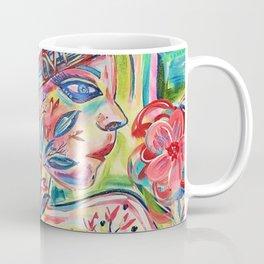 Garden of Thoughts Yoga Mat Design Coffee Mug
