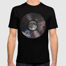 L.P. (Lunar Phonograph) T-shirt