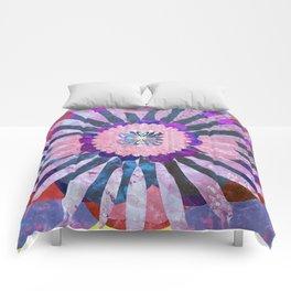 FlowerWaltz04 Comforters