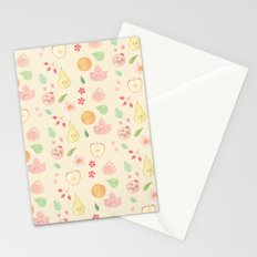 Fruit and Flora Stationery Cards