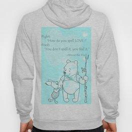 Pooh -  Spell Love... 16 Hoody