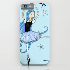 Snowflake Ballerina Slim Case iPhone 6s