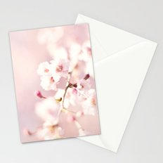 SWEET PINK BLOSSOMS Stationery Cards