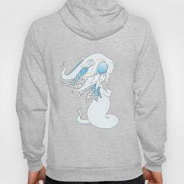 Winter Ghost Dragon Baby Hoody