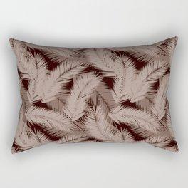 Fancy Feathers Rectangular Pillow