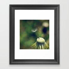 Fly me away Framed Art Print