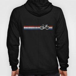 Netherlands Cyclist Bike Racing Dutch Flag NL Hoody