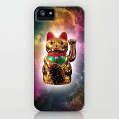 Space Kitty Slim Case iPhone (5, 5s)
