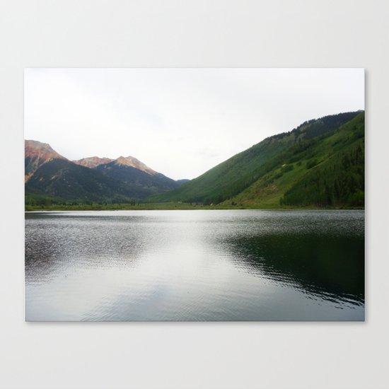 Silverton Canvas Print