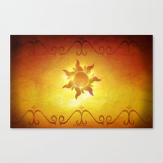 ...and at last i see the light! Canvas Print
