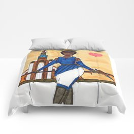 The Sophisticated Adventurer Comforters