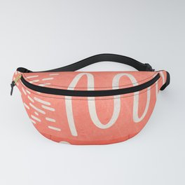 Graphic 959 // Coral Snake River Fanny Pack