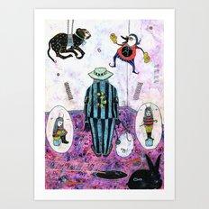 Doctor S Art Print