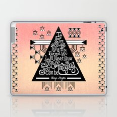Be amazing Laptop & iPad Skin