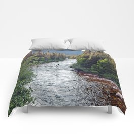 Forest Paradise Comforters