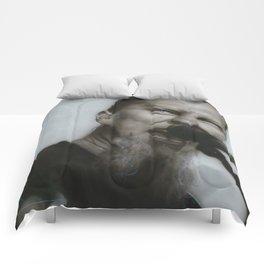 'Blackened' Comforters