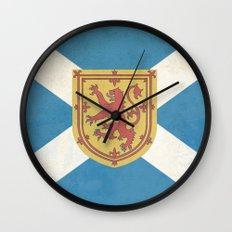 Scotts Wall Clock