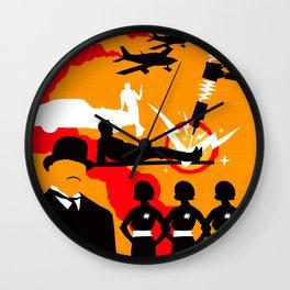 James Bond Golden Era Series :: Goldfinger Wall Clock