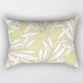 tea tree. Rectangular Pillow