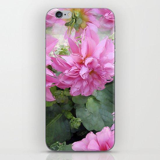 Delicious Dahlia's iPhone & iPod Skin