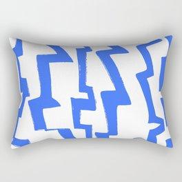 Mariniere marinière – new variations VIII Rectangular Pillow