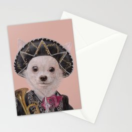 Mexican Chihuahua Stationery Cards