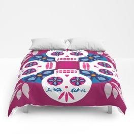 Talavera pink Comforters