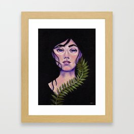 Beg the Earth Framed Art Print