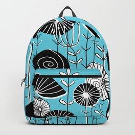 Wildflowers Grow Free Backpack